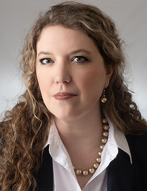 Photo of Allison J. Farrell, a Jenkins Fenstermaker, PLLC's top rated oil, gas, and coal attorney in the Appalachian Basin who serves energy litigation defense needs in West Virginia (WV) and Pennsylvania (PA).