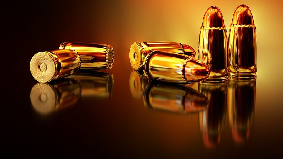 Image of bullets, representing how a WV gun trust lawyer can help gun owners enjoy recreational shooting with loved ones and transfer weapons to their heirs legally.