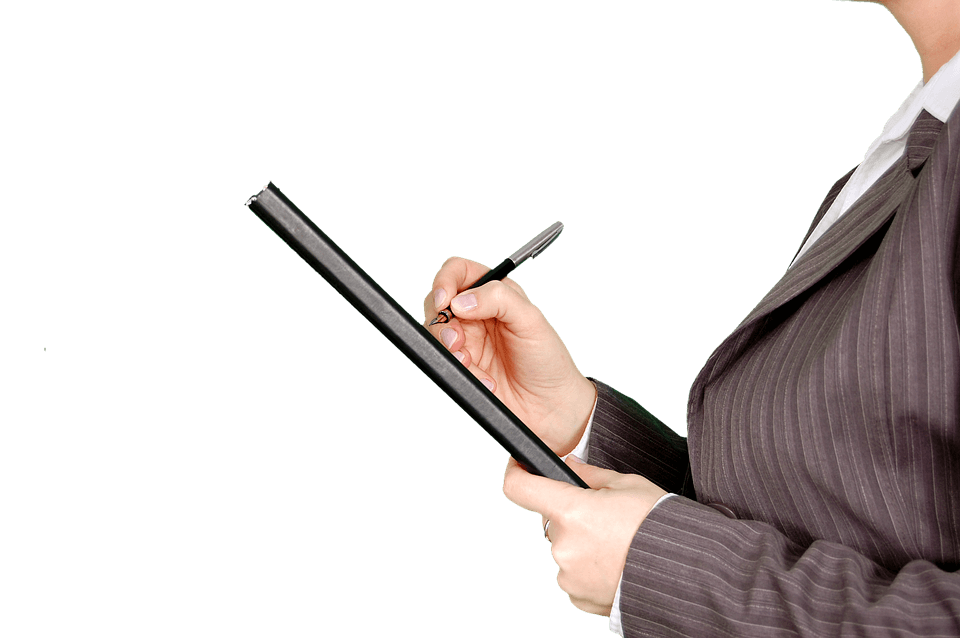 Image of a person holding a pen and a document, representing what you can achieve with a specific WV power of attorney form. Jenkins Fenstermaker's attorneys, serving clients in West Virginia (WV), Kentucky (KY), and Ohio (OH)