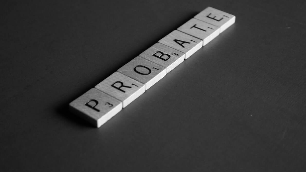 "Image of Scrabble tiles spelling out ""probate,"" representing how probate lawyer Anna M. Price of Jenkins Fenstermaker helps WV, KY, and OH clients understand and meet their goals in estate administration."