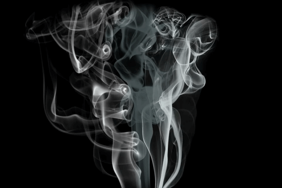 Image of swirls of tobacco smoke, representing the quandary faced by employers navigating WV tobacco use discrimination laws. For experienced legal counsel on WV smoker protection laws, contact our attorneys. We proudly represent employers in West Virginia (WV), Kentucky (KY), and Ohio (OH).